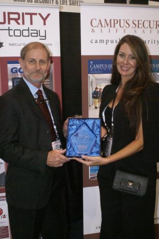 DSI Wins Security Today Award